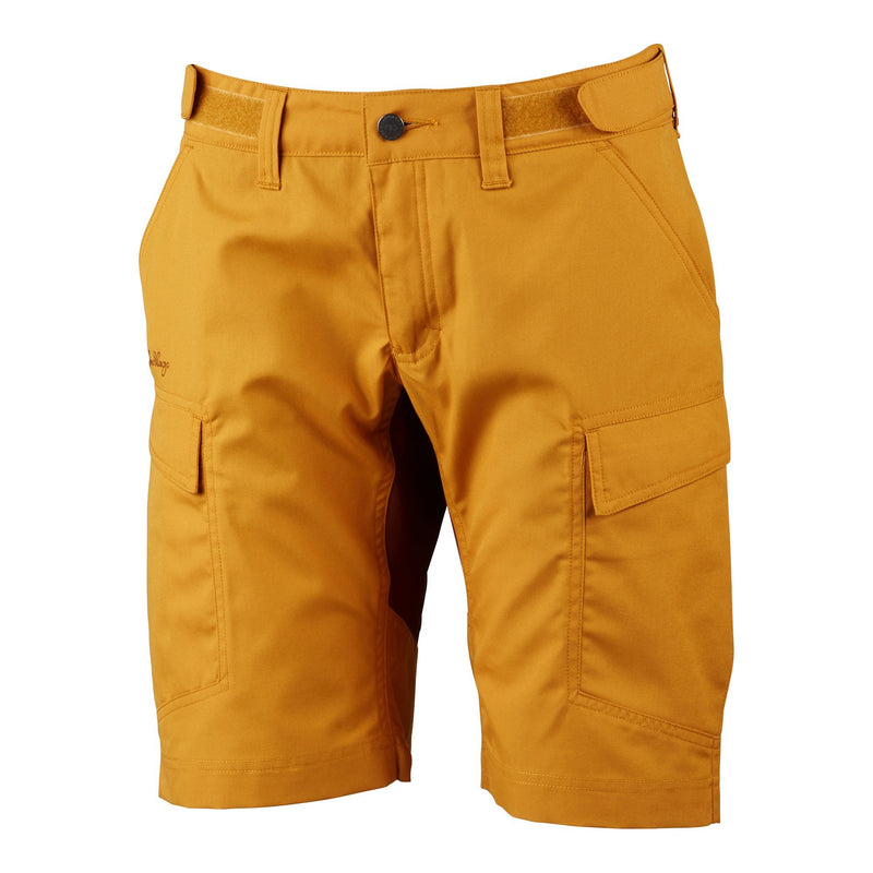 Vanner Shorts - Gold/Rust - Dam - Vindpinad