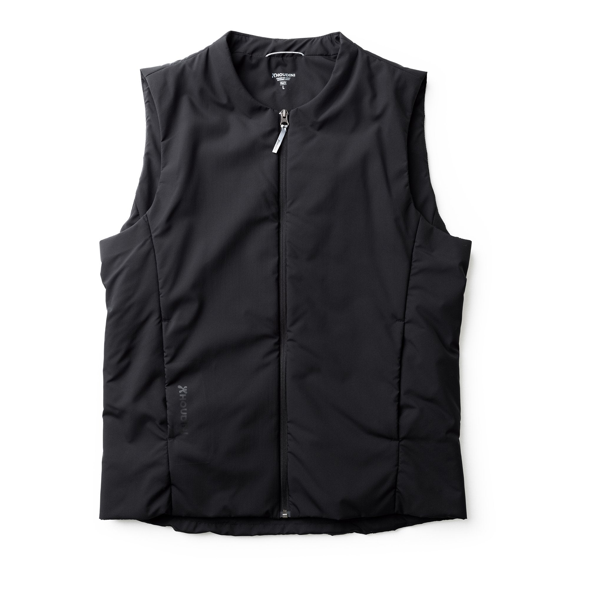Venture Vest - True Black - Herr - Vindpinad