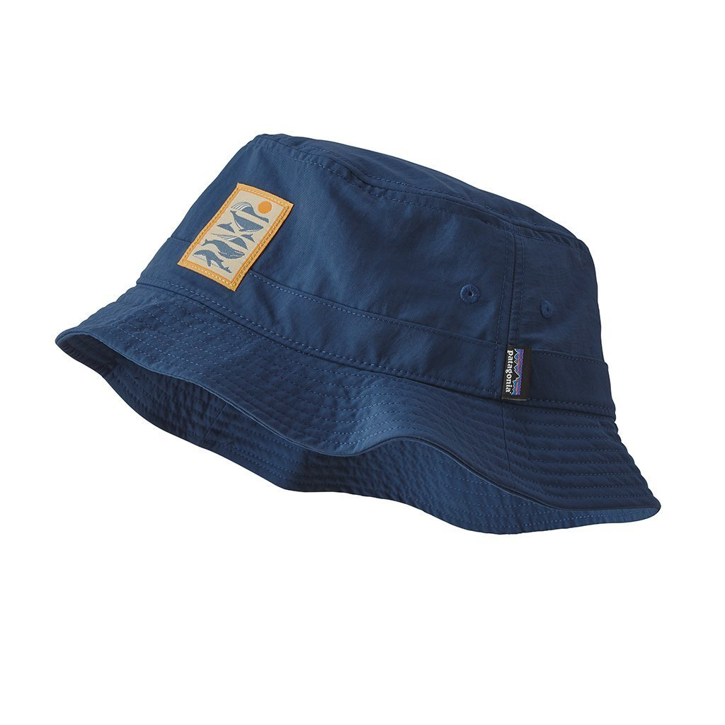 Wavefarer Bucket Hat - Stone Blue - Unisex - Vindpinad