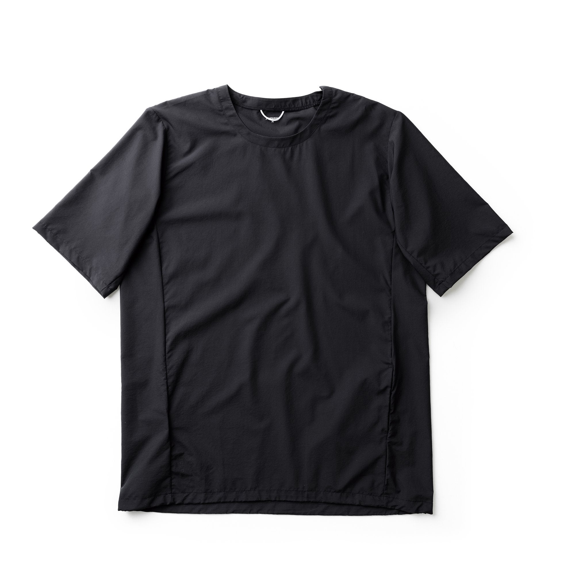 Weather Tee - True Black - Unisex - Vindpinad