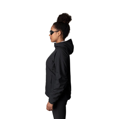 Wisp Jacket - True Black - Dam - Vindpinad