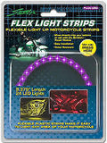 "Street FX GREEN LED Flex Light Strip 9.5"" 24 led Lights 480352"