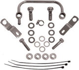 Chrome Manifold Breather Kit Big Twin EVO 1340 & Twin Cam Models 93-2017 #84343