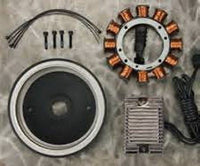 Ultima 53-605 HEAVY DUTY 32 Amp Charging System Kit for Harley Big Twin 1970-99