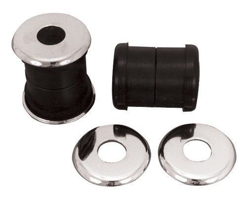 V-Factor Handlebar Rubber Bushing Washer Kit Harleys 1973-Up XL 73-03 #41300