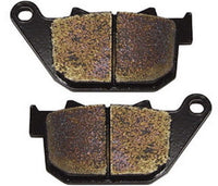 V-Factor Rear Brake Pads fits Harley Davidson Xl Sportster Models 2004-18 58093