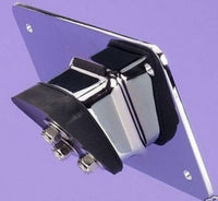 3 Hole LayDown License Plate Bracket 4 Harley Softail Dyna XL 1984-2018