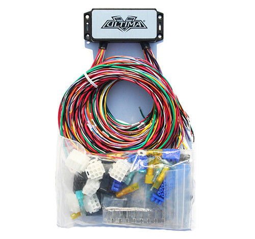 ultima plus 18 533 complete wiring harness module kit for harley rh motorcyclepartsdirect org