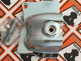 CHROME Oil Line Nacelle Cover Harley Touring Dresser Models 1999-2006 #85159