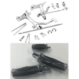 Custom Chrome Forward Controls Kit for Sportster XL 1991-03 #17546