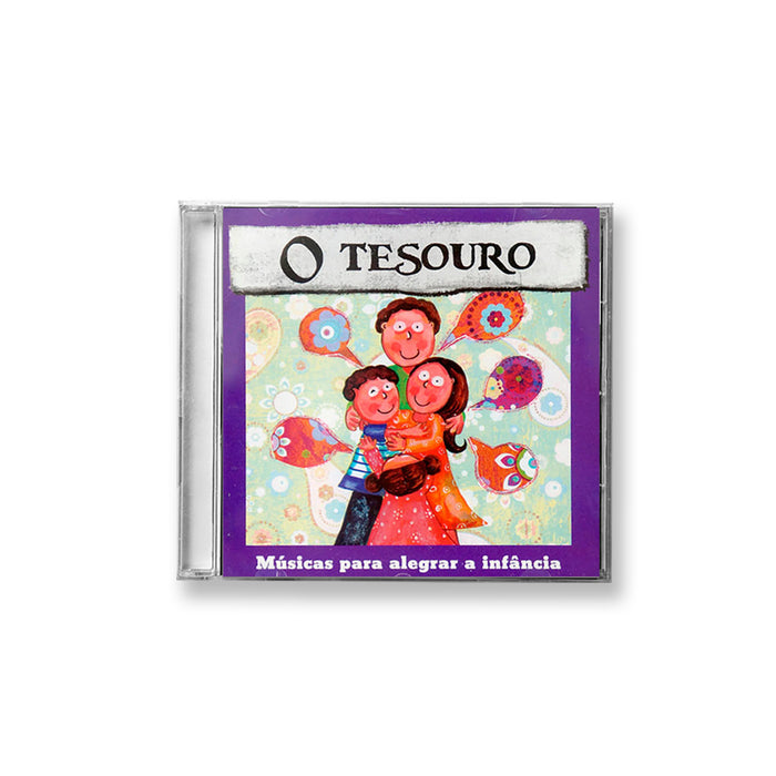 CD - O Tesouro - Portal do Logosófico