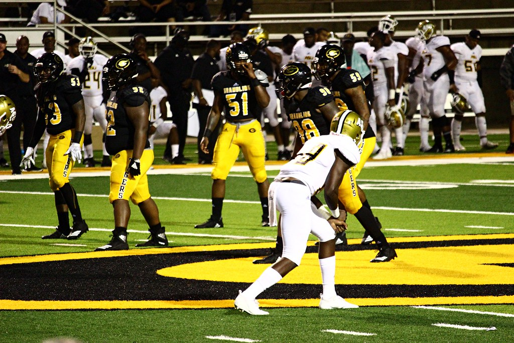 Safety Xavier Lodge Has Joined The Grambling State University Football Team