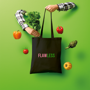Flawless Shopper Tote Bag
