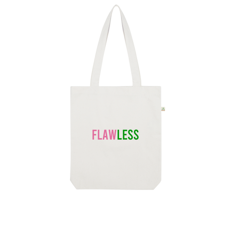Flawless Organic Tote Bag