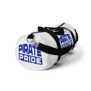 Pirate Pride | Hampton University | Lightweight Duffle Bag - We Wear Our HBCUs
