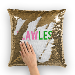 Flawless Sequin Cushion Cover
