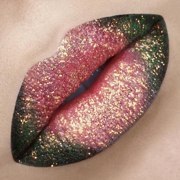 Face Lip and Eye Glitter Lexi Noel Beauty - We Wear Our HBCUs