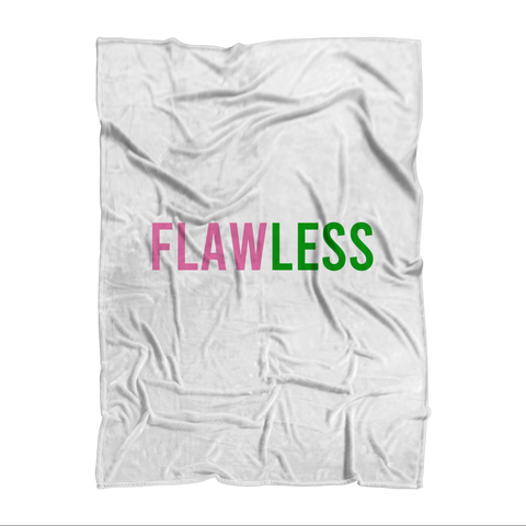 Flawless Premium Sublimation Adult Blanket