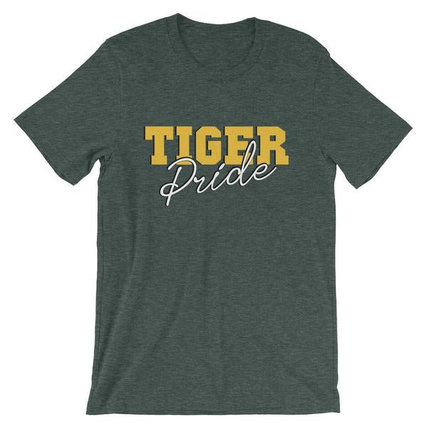 Grambling State University Tiger Pride Short-Sleeve Unisex T-Shirt - We Wear Our HBCUs