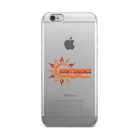 Hampton University Quintessence QT iPhone Case - We Wear Our HBCUs