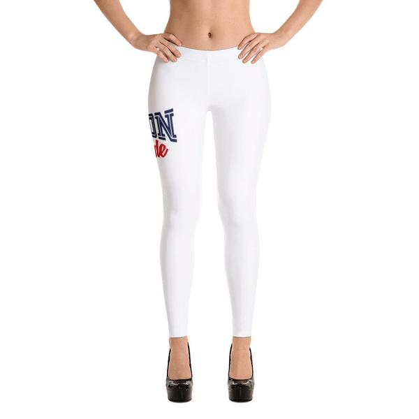 Howard University Bison Pride Full Leg Leggings For Fashion - We Wear Our HBCUs