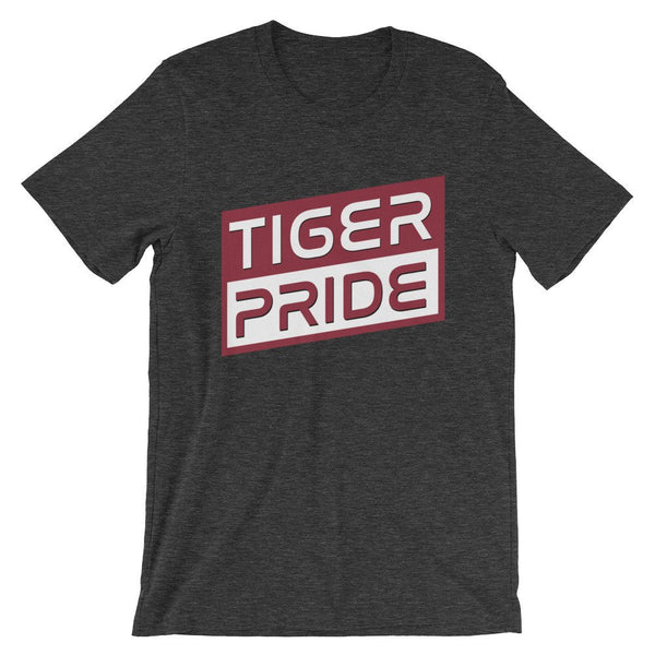 Texas Southern University  Tiger Pride Short-Sleeve Unisex T-Shirt - We Wear Our HBCUs