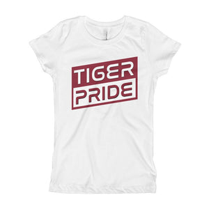 Tiger Pride Texas Southern University Girl's T-Shirt - We Wear Our HBCUs