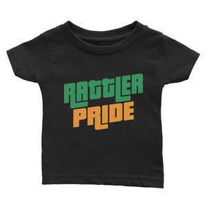 FAMU Rattler Pride Infant Baby Tee Shirt (6 mo. - 24 mo.) - We Wear Our HBCUs