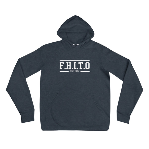 HUPS F.H.I.T.O. Unisex Hoodie - We Wear Our HBCUs