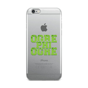 Hampton University | Ogre Phi Ogre | HU Class Name iPhone Cell Phone Case - We Wear Our HBCUs