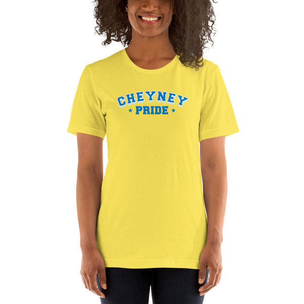 Cheyney University Cheyney Pride Short-Sleeve Women's T-Shirt - We Wear Our HBCUs