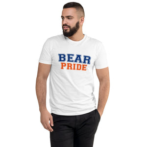 Morgan State University Bear Pride Men's Fitted T-Shirt up to 3XL - We Wear Our HBCUs
