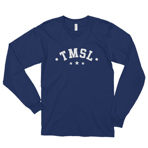 TMSL Thurgood Marshall School of Law  Long Sleeve T-shirt - We Wear Our HBCUs