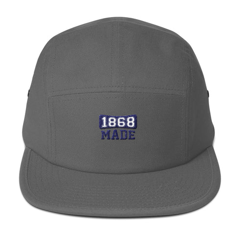 Hampton University 1868 Made Five Panel Cap - We Wear Our HBCUs