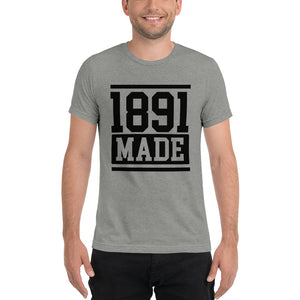 North Carolina A&T - 1891 Made Short sleeve t-shirt - We Wear Our HBCUs