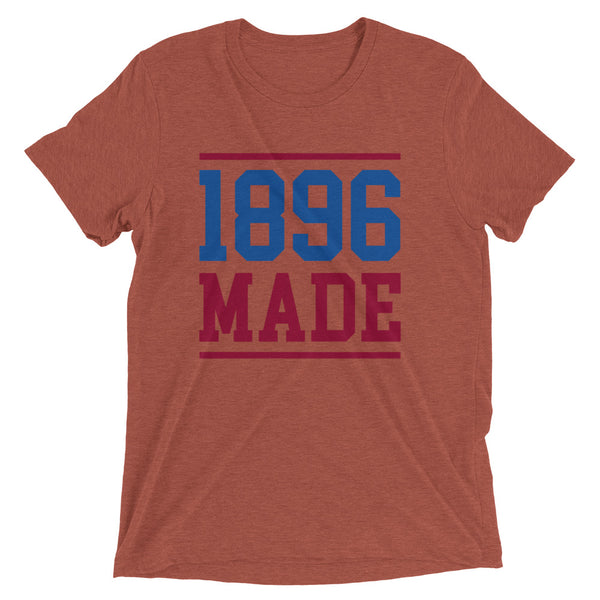 South Carolina State University 1896 Made Short soft sleeve t-shirt - We Wear Our HBCUs
