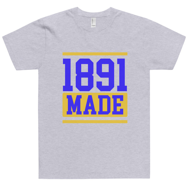 North Carolina A&T 1891 Made T-Shirt - We Wear Our HBCUs