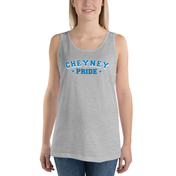 Cheyney University Cheyney Pride Women's Tank Top - We Wear Our HBCUs