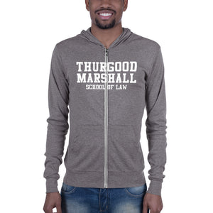 Thurgood Marshall School of Law Unisex zip hoodie - We Wear Our HBCUs