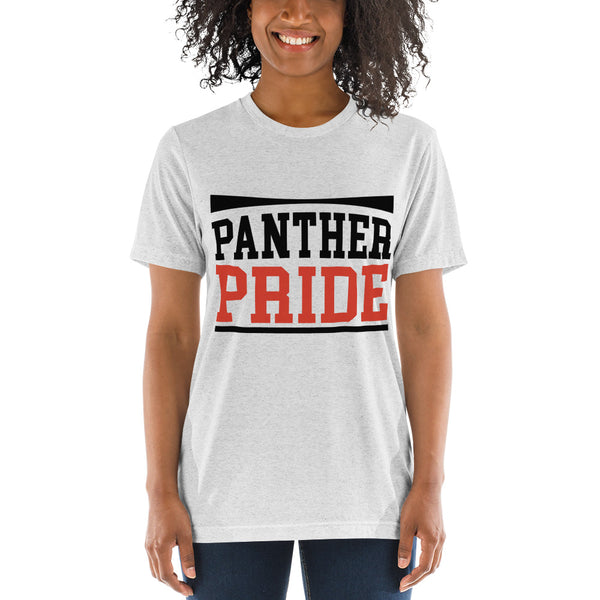Panther Pride Claflin State University Short sleeve t-shirt - We Wear Our HBCUs