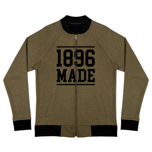 1896 Made South Carolina State University Bomber Jacket - We Wear Our HBCUs