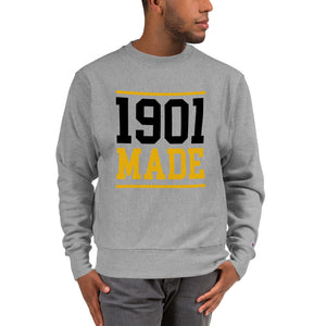 1901 MADE Grambling State University Champion Sweatshirt - We Wear Our HBCUs