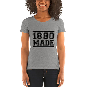 1880 Made Southern University A&M Ladies' short sleeve t-shirt - We Wear Our HBCUs