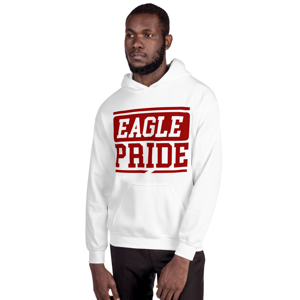 North Carolina Central Eagle Pride Unisex Hoodie - We Wear Our HBCUs