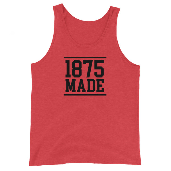 Alabama A&M 1875 Made Unisex Tank Top - We Wear Our HBCUs