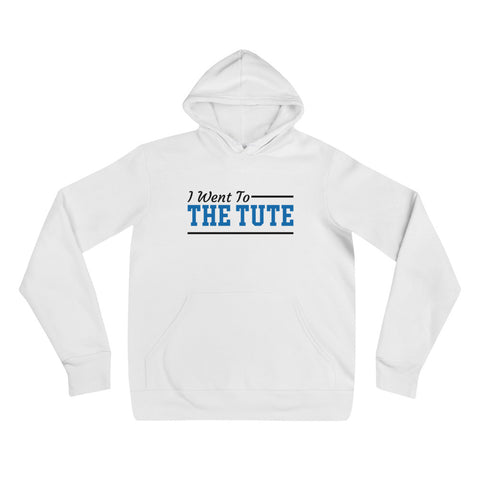 Hampton Institute I Went To The Tute Unisex Hoodie - We Wear Our HBCUs