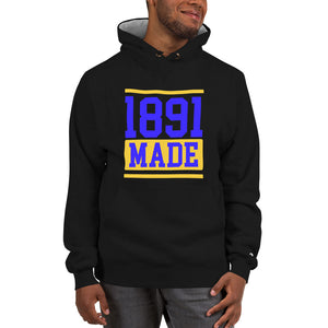 North Carolina A&T 1891 Made Champion Hoodie - We Wear Our HBCUs
