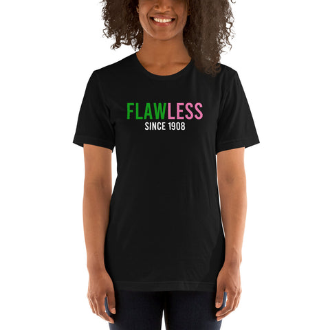 Flawless Since 1908 Basic T-Shirt up to 4XL