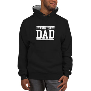 Hampton Dad Champion Hoodie - We Wear Our HBCUs