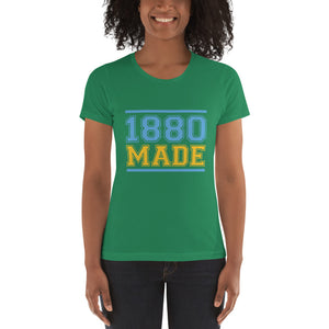 1880 Made Southern University A&M Women's t-shirt - We Wear Our HBCUs
